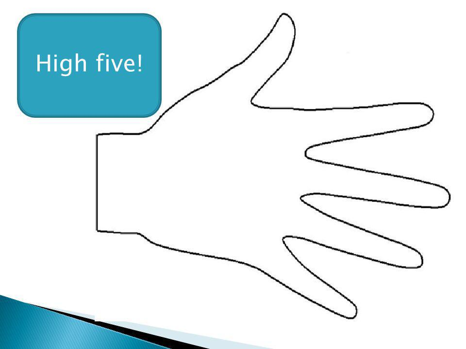 High five! Pupils can summarise 5 most important facts about 14th Juillet – French or English