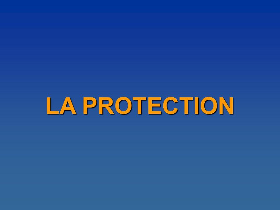 LA PROTECTION