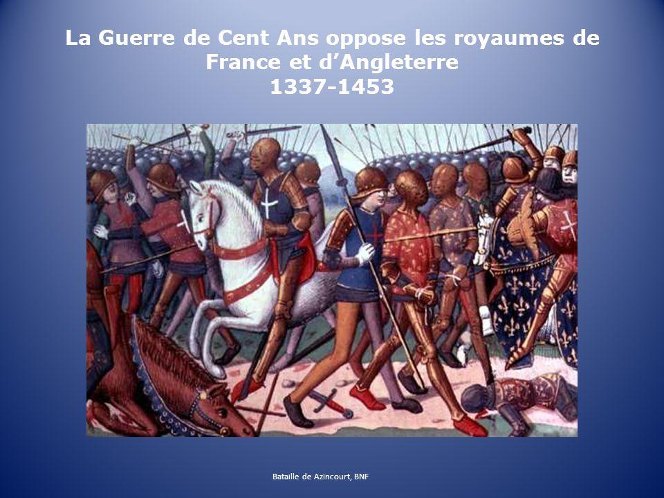 Bataille de Azincourt, BNF