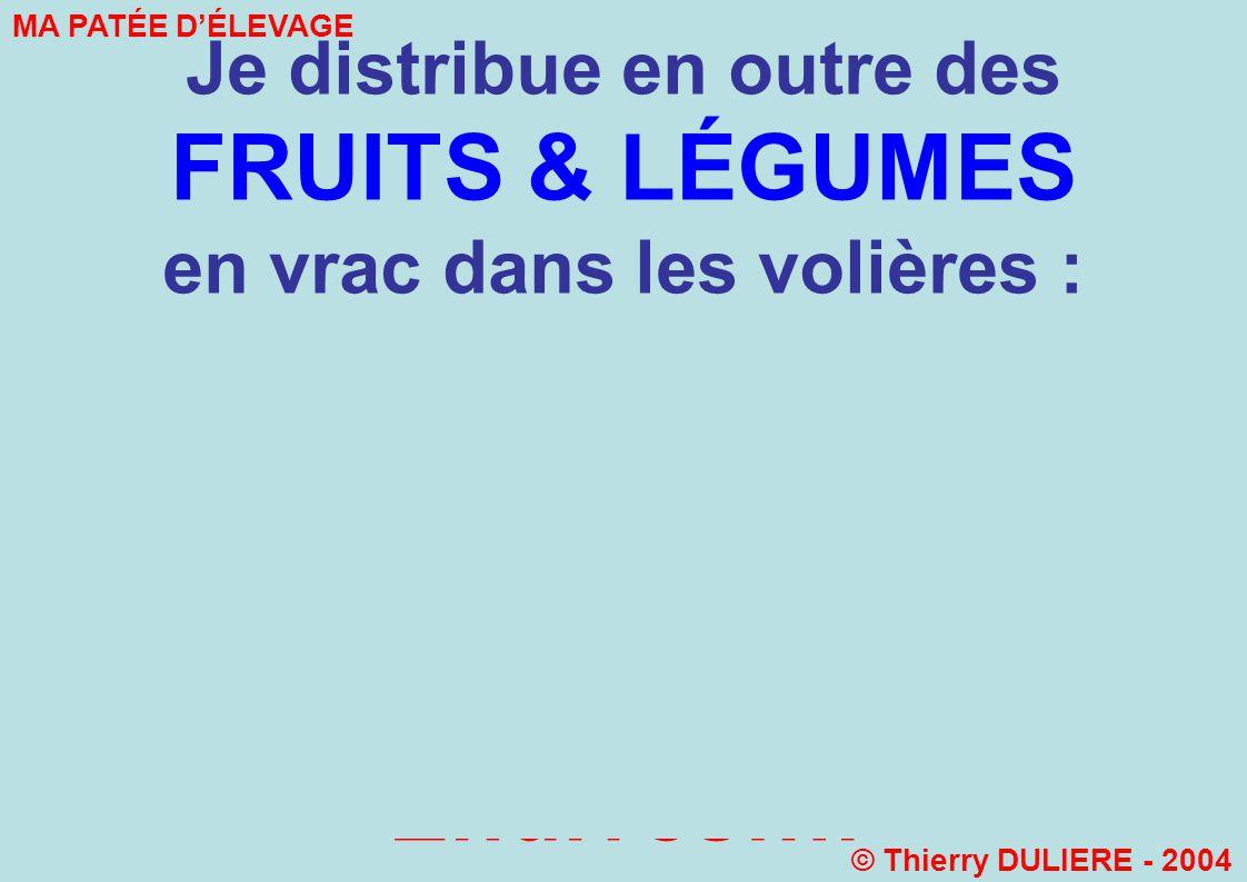 Betteraves Rouges Pommes Carottes Chous de Bruxelles Endives….