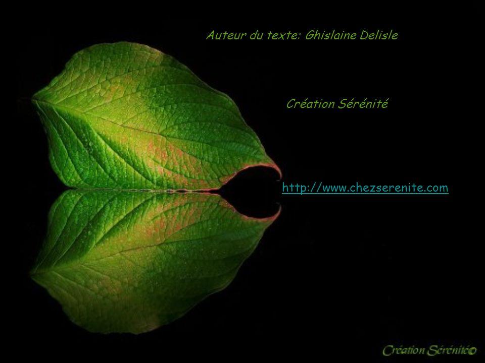Auteur du texte: Ghislaine Delisle