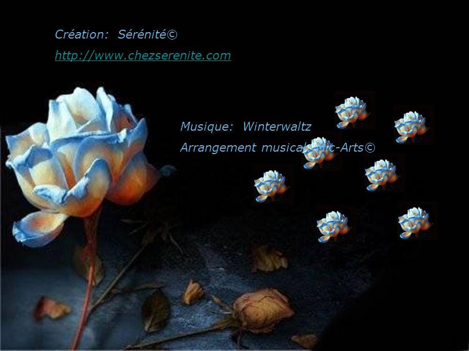 Création: Sérénité© http://www.chezserenite.com. Musique: Winterwaltz.