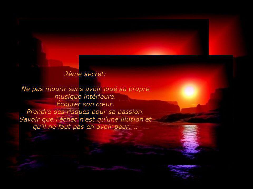 2ème secret: