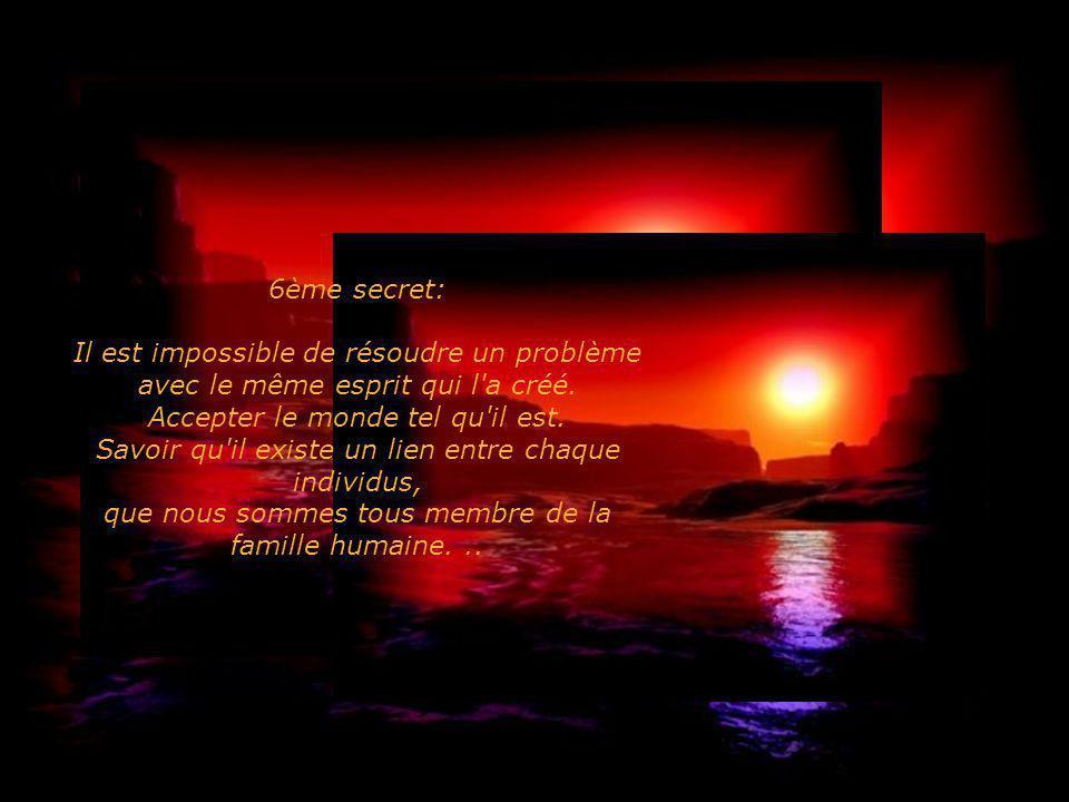 6ème secret:
