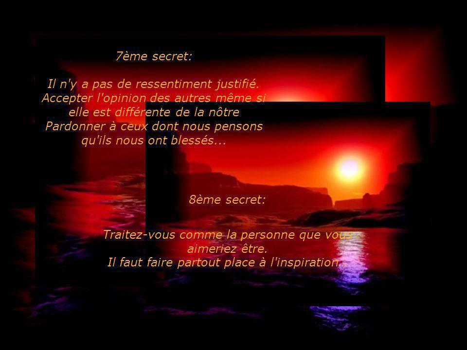 7ème secret: