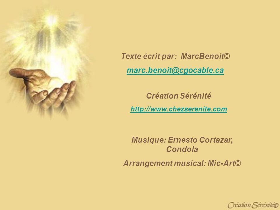 Texte écrit par: MarcBenoit© marc.benoit@cgocable.ca