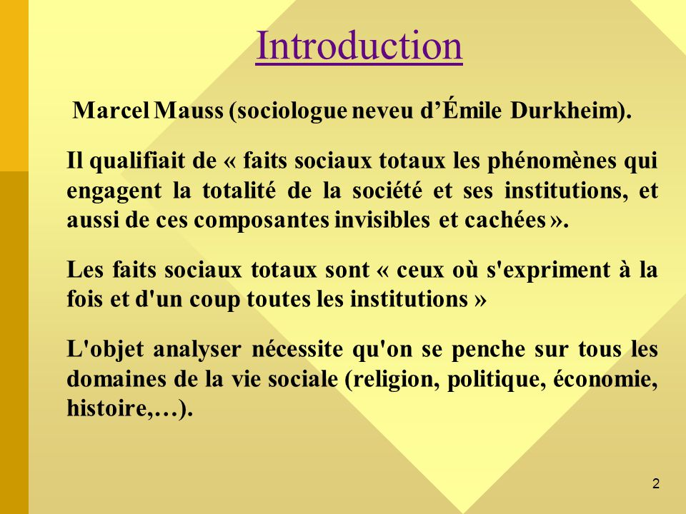 Marcel Mauss (sociologue neveu d'Émile Durkheim).
