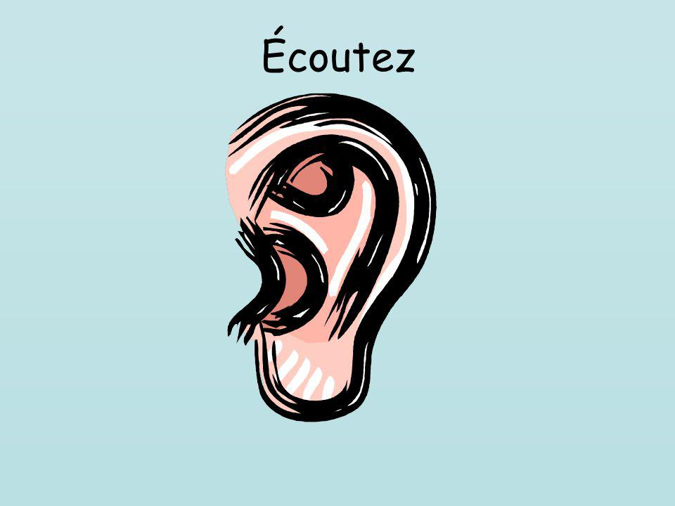 Écoutez