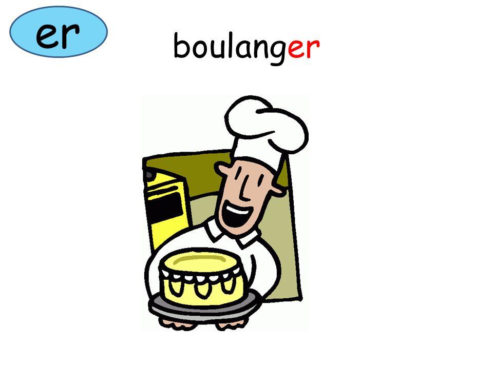 er boulanger