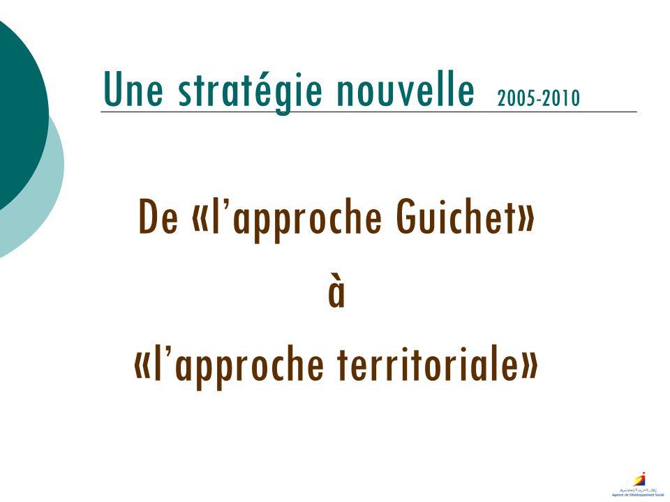 Une stratégie nouvelle 2005-2010
