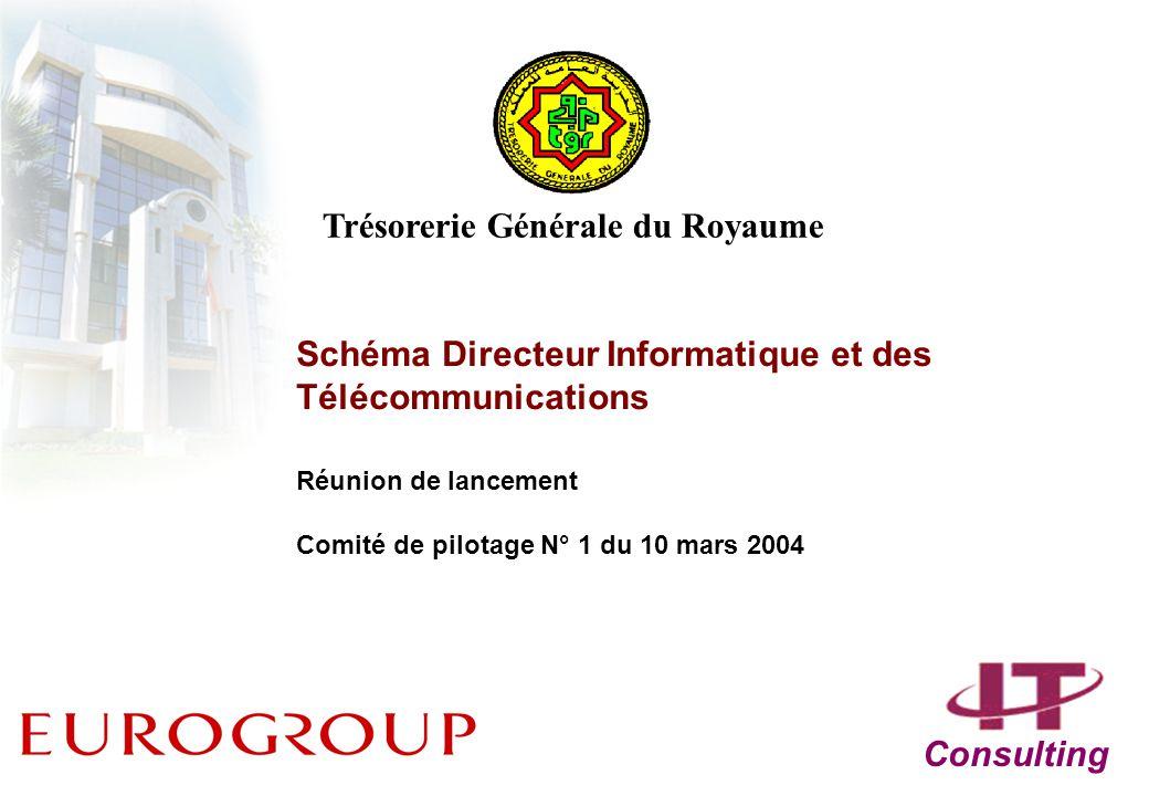 Schéma Directeur Informatique et des Télécommunications