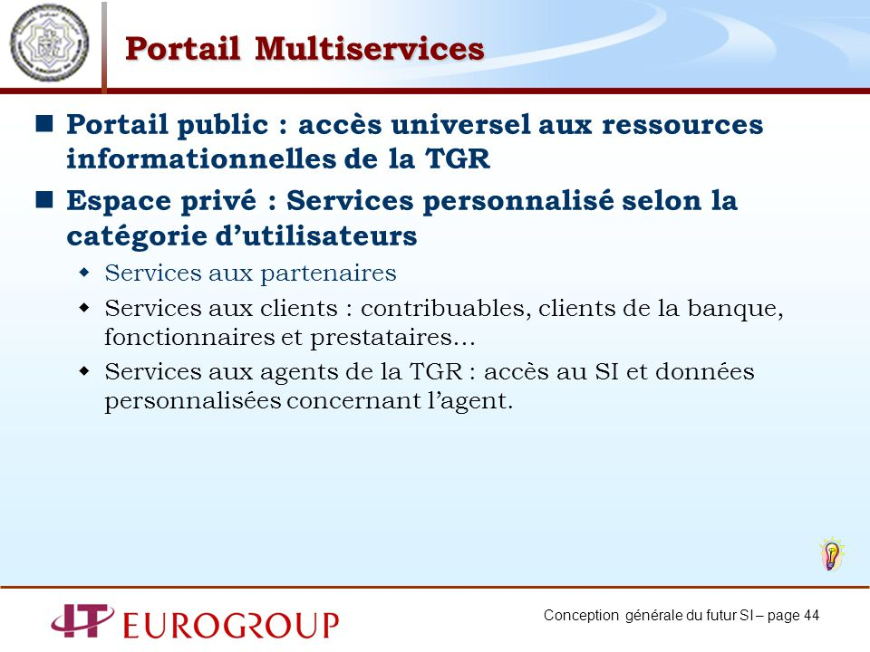 Portail Multiservices