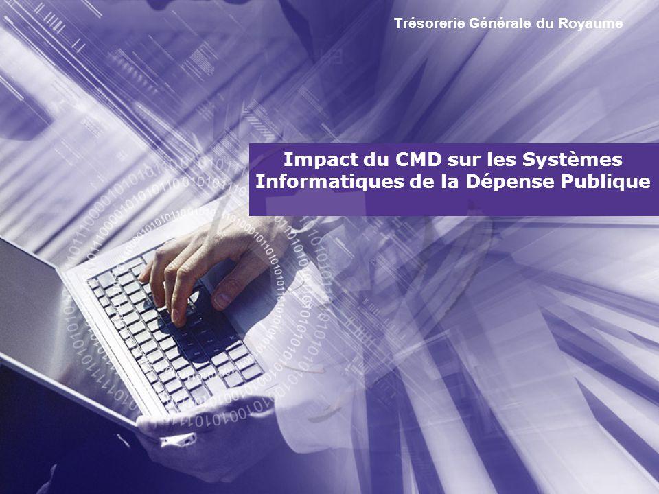 Impact du CMD sur les Systèmes Informatiques de la Dépense Publique
