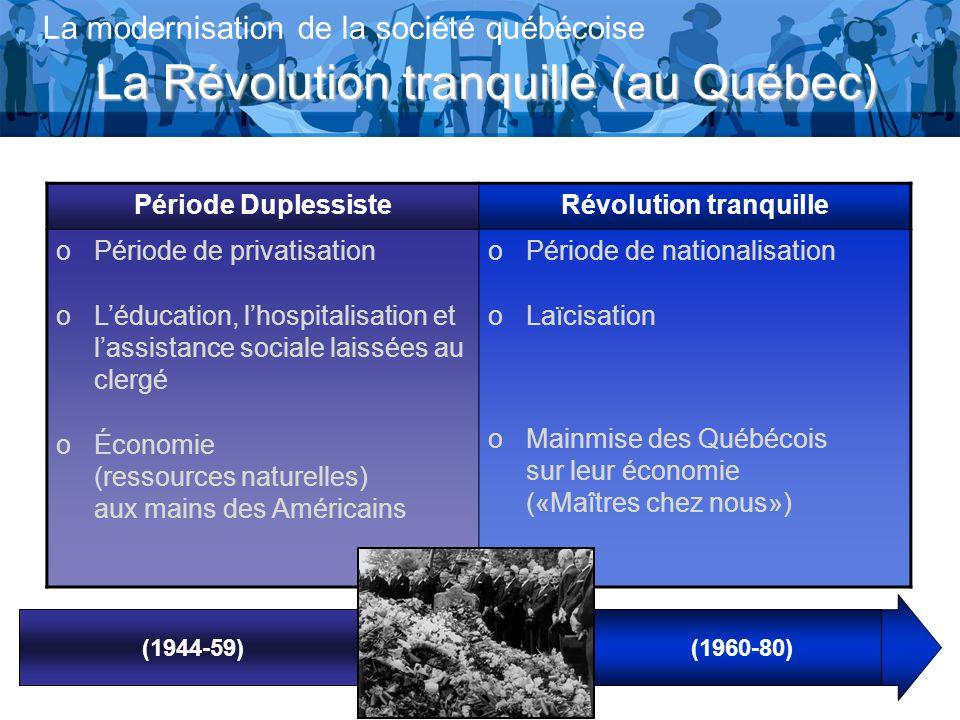 Révolution tranquille