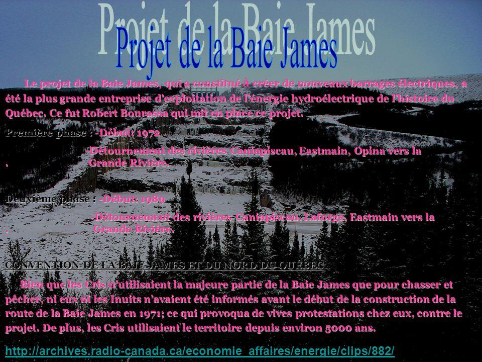 Projet de la Baie James