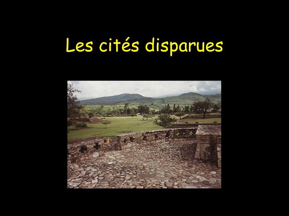 Les cités disparues