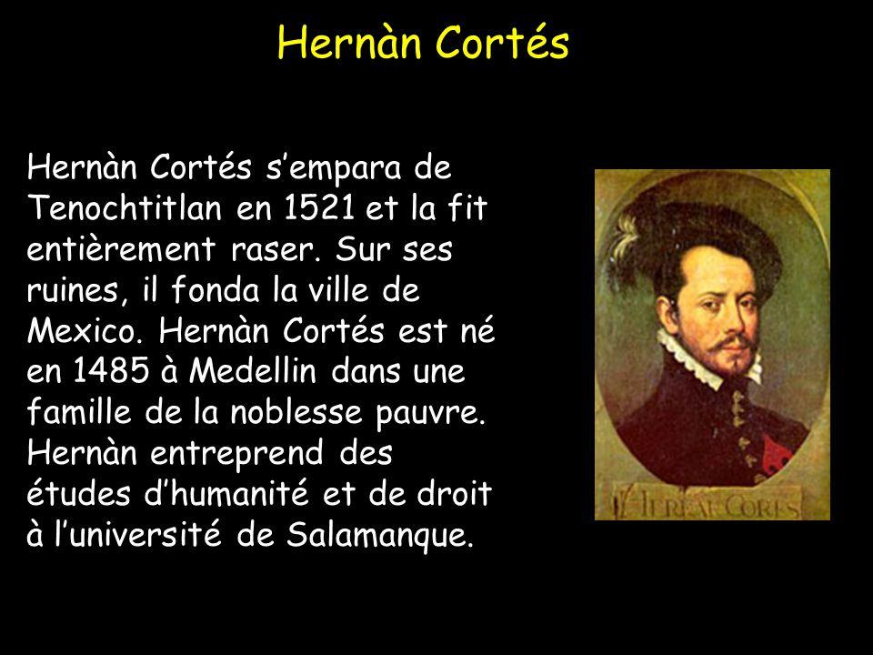 Hernàn Cortés