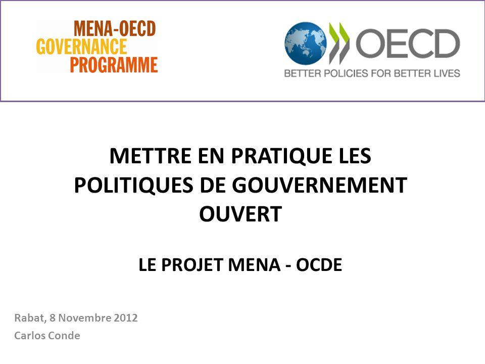 Rabat, 8 Novembre 2012 Carlos Conde