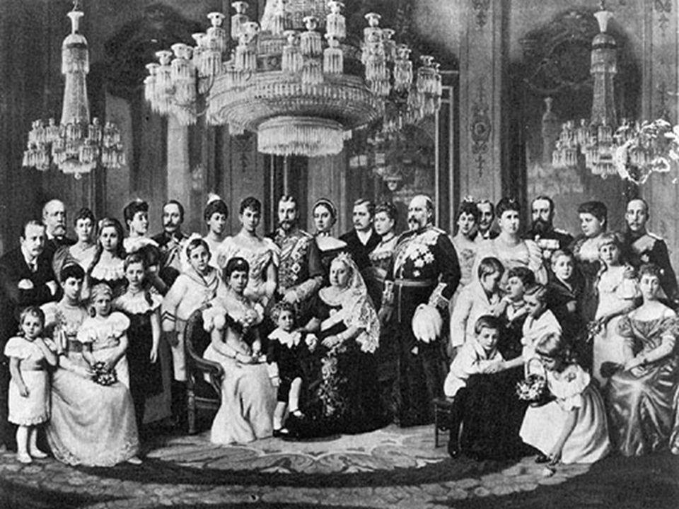 Saviez-vous que... George V au Royaume-Uni Nicolas II en Russie
