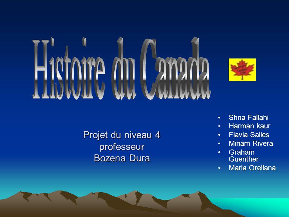 Projet du niveau 4 professeur Bozena Dura