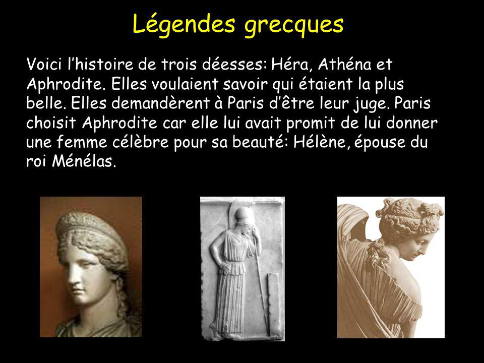 Légendes grecques