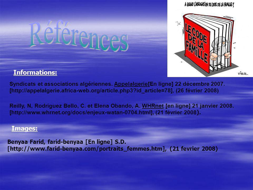 Références Informations: Images: