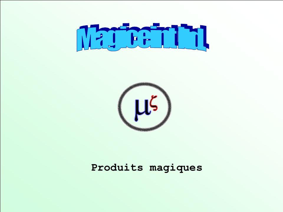 Magiceint ltd. Produits magiques