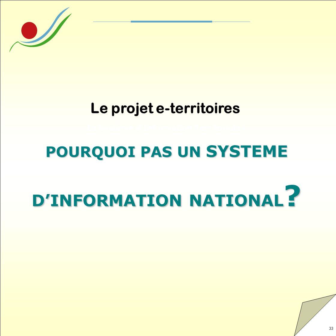 D'INFORMATION NATIONAL