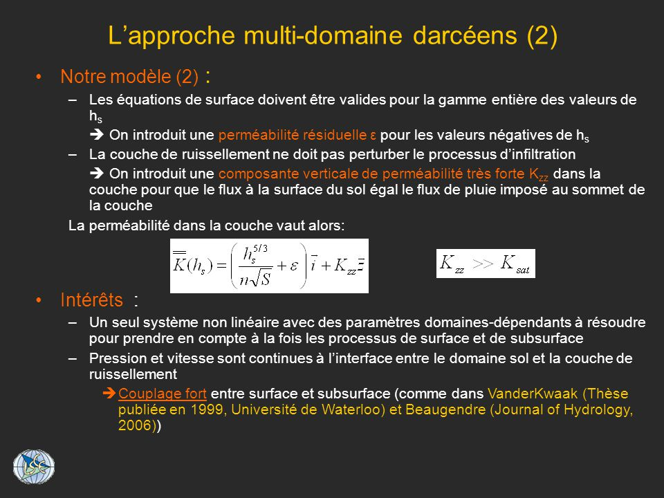 L'approche multi-domaine darcéens (2)