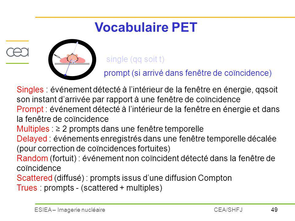 * Vocabulaire PET single (qq soit t)