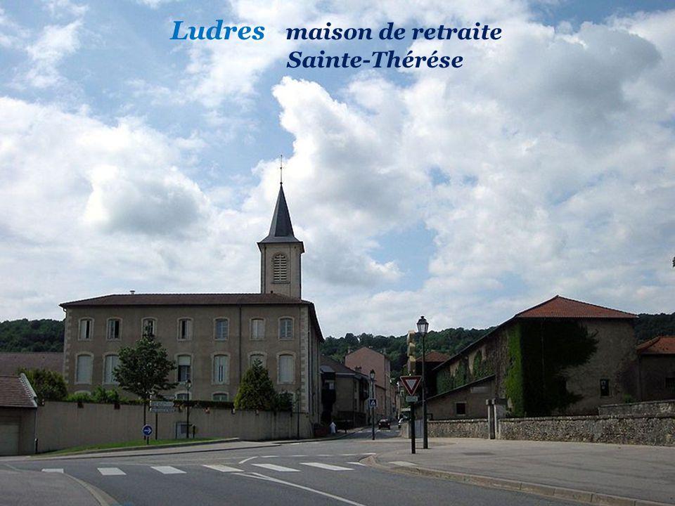 Ludres maison de retraite . Sainte-Thérése