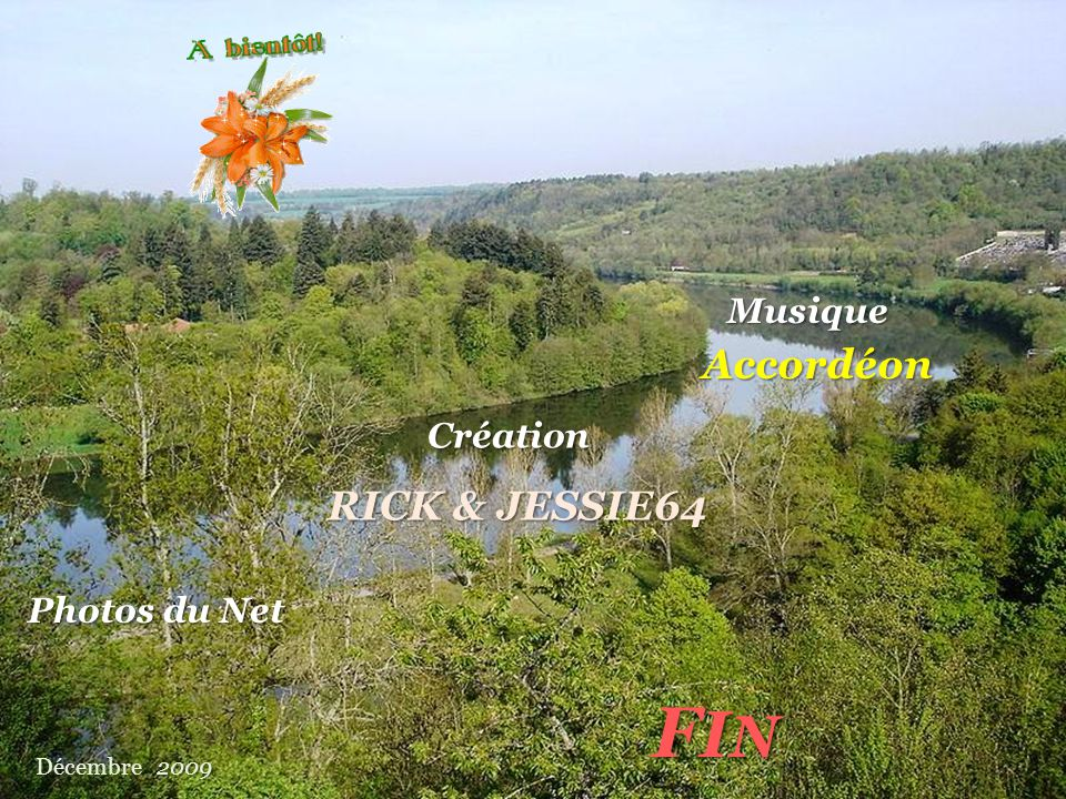 FIN Accordéon RICK & JESSIE64 Musique Création Photos du Net
