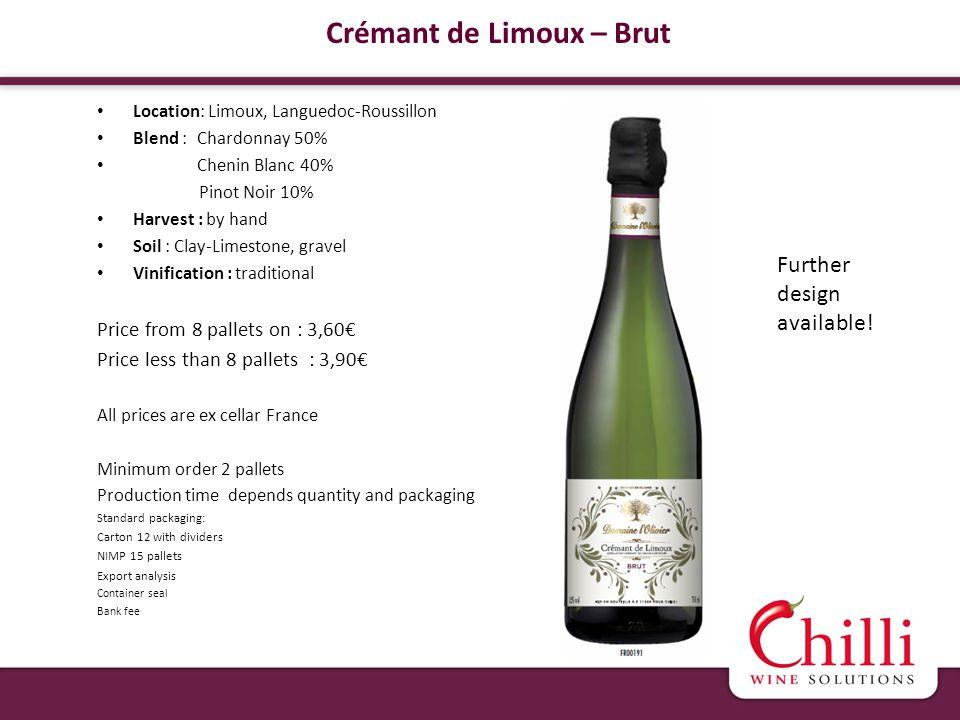 Crémant de Limoux – Brut
