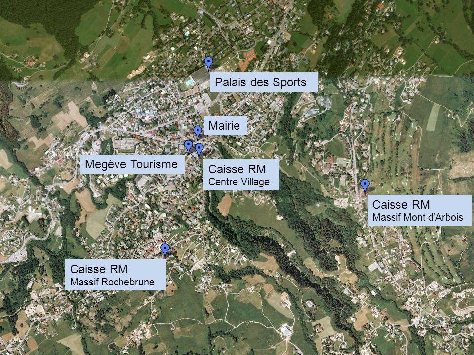 Caisse RM Centre Village
