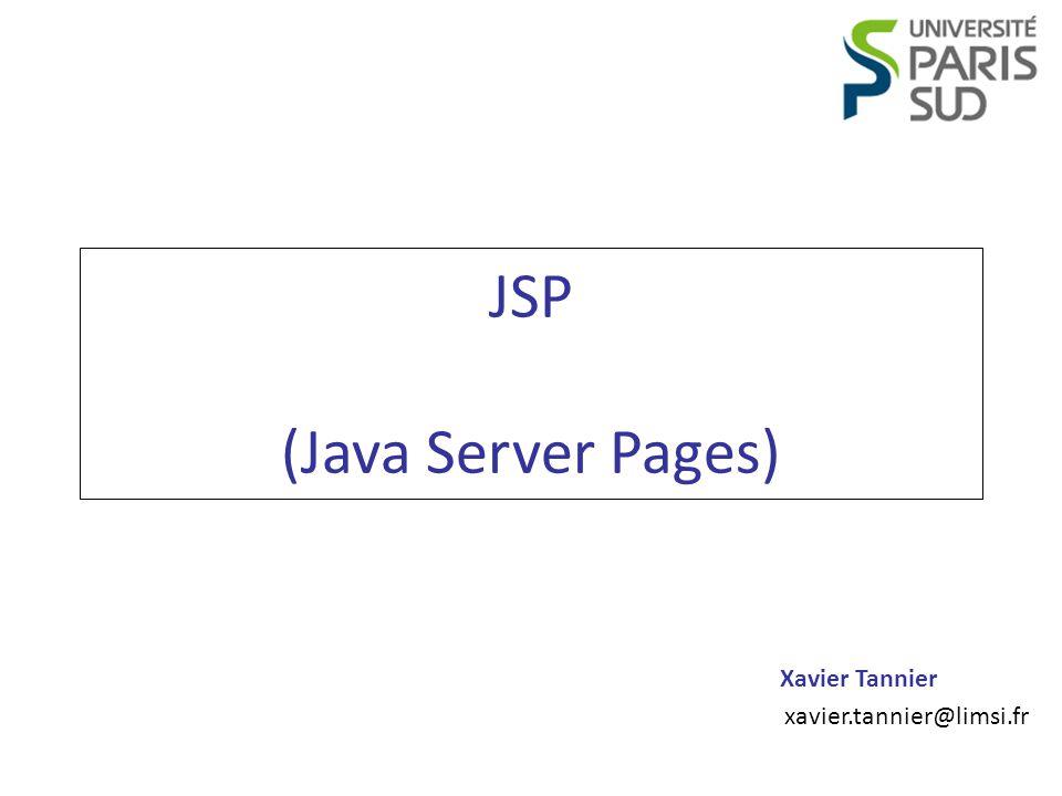 JSP (Java Server Pages)