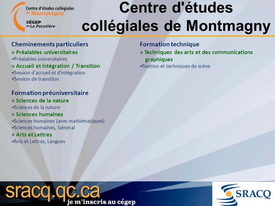 Centre d études collégiales de Montmagny