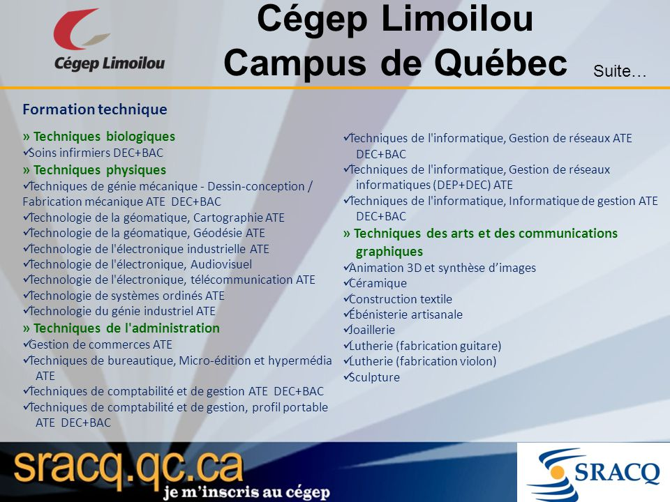 Cégep Limoilou Campus de Québec