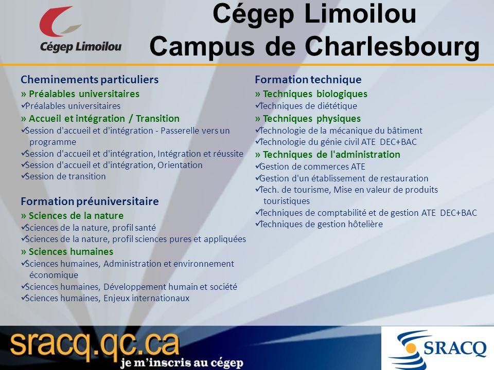 Cégep Limoilou Campus de Charlesbourg