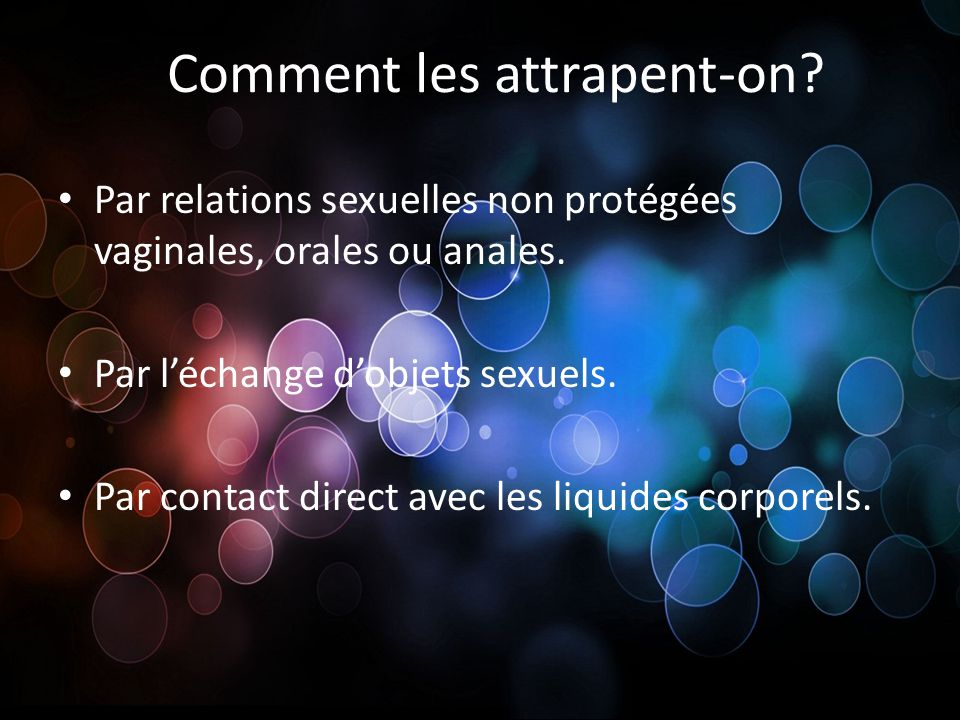 Comment les attrapent-on