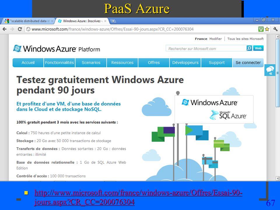 PaaS Azure http://www.microsoft.com/france/windows-azure/Offres/Essai-90-jours.aspx CR_CC=200076304