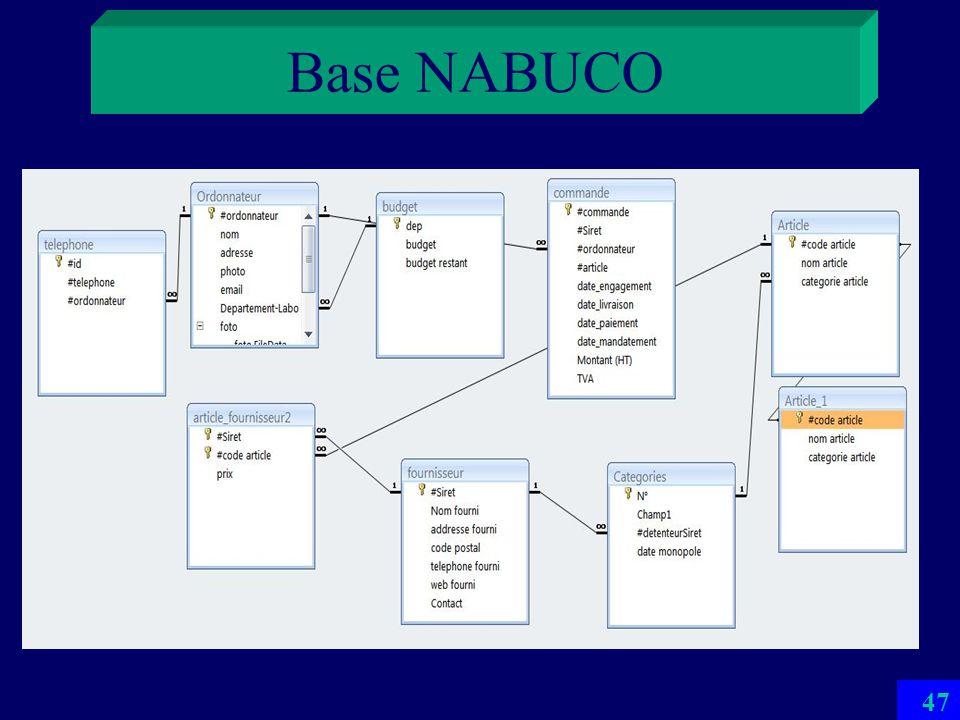 Base NABUCO