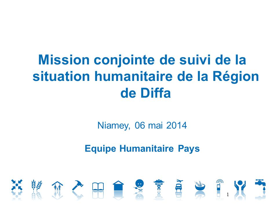 Equipe Humanitaire Pays