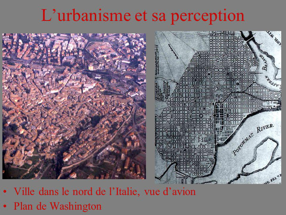 L'urbanisme et sa perception