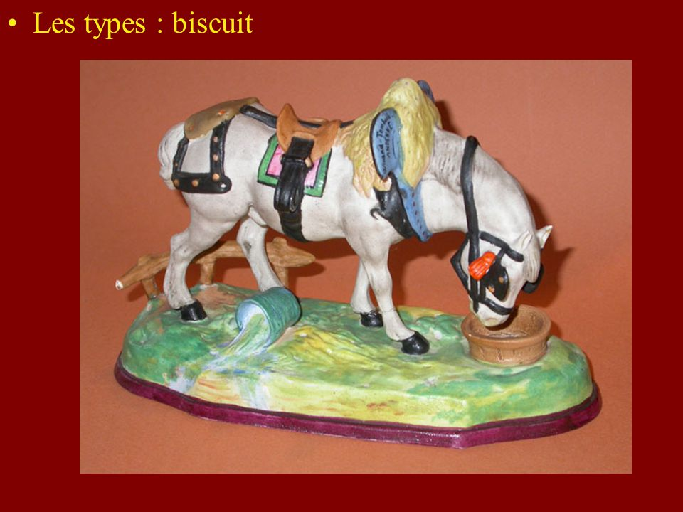 Les types : biscuit