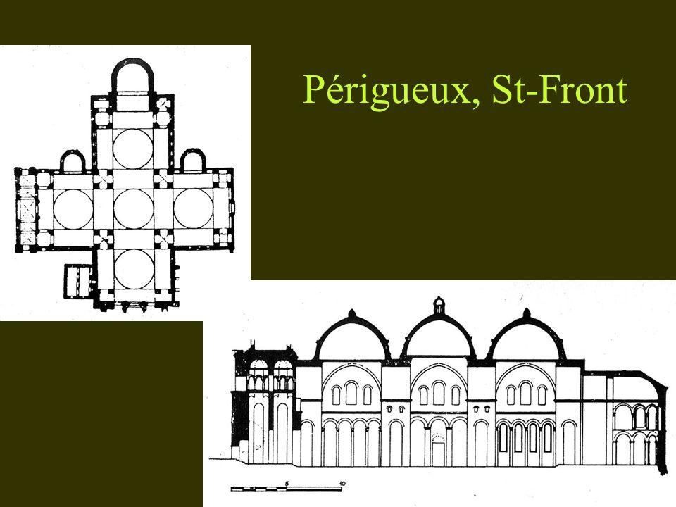 Périgueux, St-Front