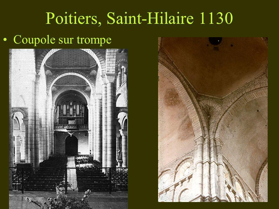 Poitiers, Saint-Hilaire 1130