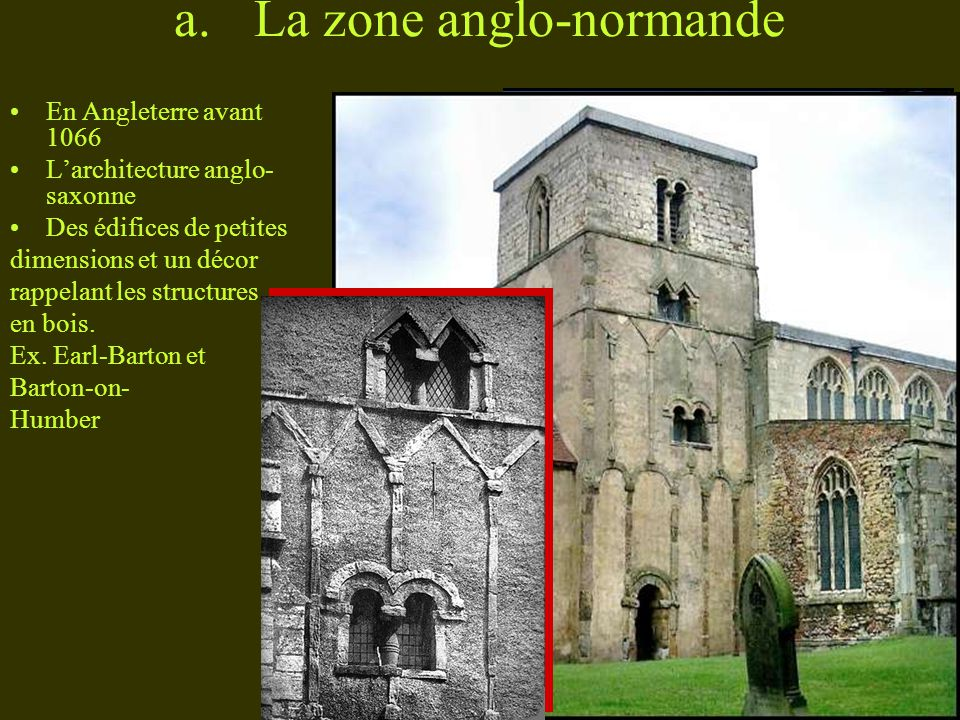 La zone anglo-normande