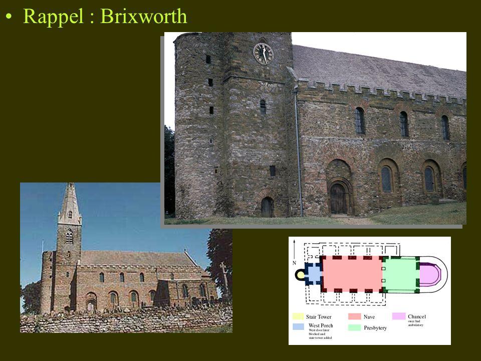 Rappel : Brixworth