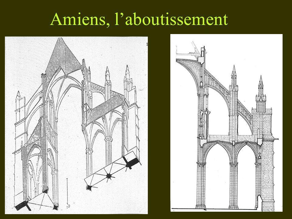 Amiens, l'aboutissement