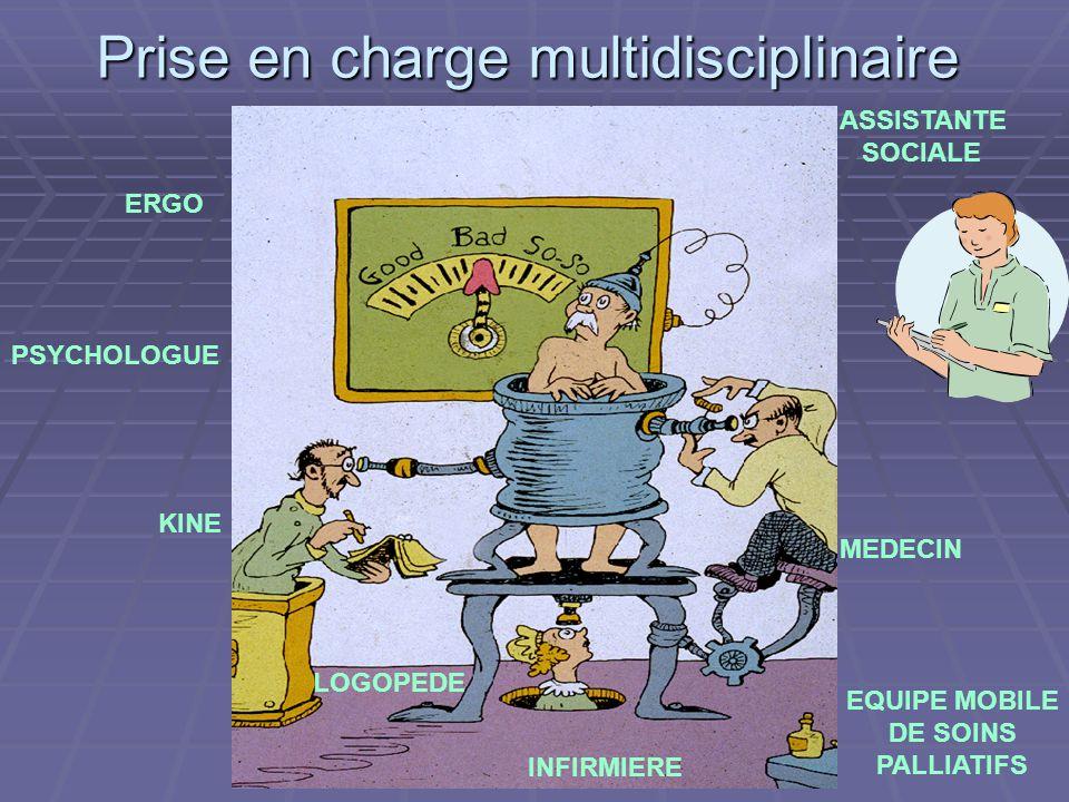Prise en charge multidisciplinaire